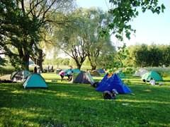 Camping - pole na namioty