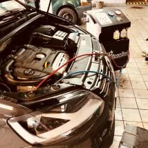 Przegląd klimatyzacji samochodowej