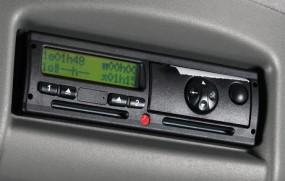 Okresowy przegląd sprawności tachografu