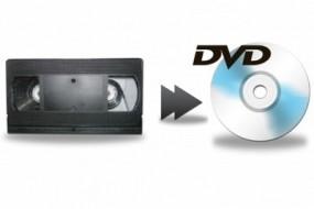 Przegrywanie kaset na DVD