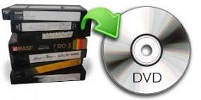 Przegrywanie starych filmów VHS na płyty DVD