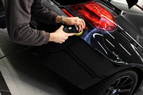 Mycie i polerowanie samochodu