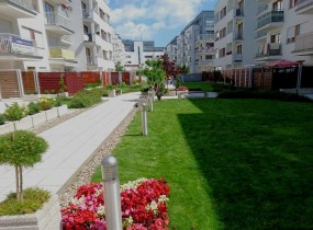 Utrzymanie terenów zieleni wspólnot mieszkaniowych