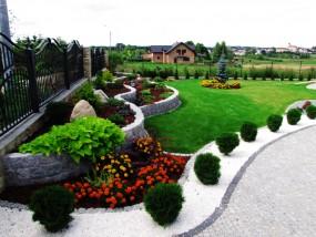 Projekt  Ogródka Ogrodu