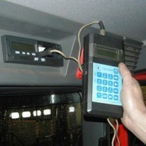 Kalibracja tachografów