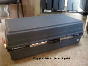 naprawa walizek medycznych i technicznych