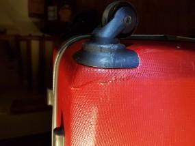 klejenie twardych walizek typu ABS