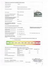 świadectwa i charakterystyki energetyczne