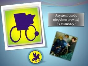 Asystent Osoby Niepełnosprawnej - nauka