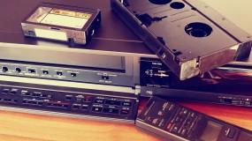Archiwizowanie i przegrywanie kaset