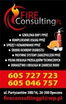 kompleksowa ochrona przeciwpożarowa