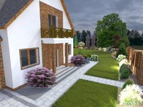 Projektowanie ogrodów, zakładanie oraz pielęgnacja terenów zielonych