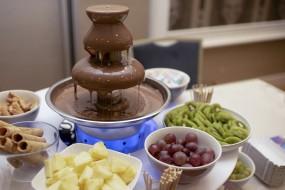 Fontanna czekoladowa - wynajem