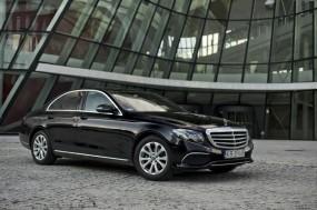 Wynajem limuzyn - Mercedes E klasa