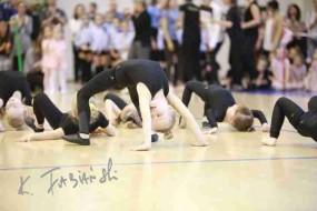 Akrobatyka - zajęcia
