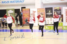 Zajęcia shuffle dance