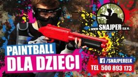 Paintball dla dzieci