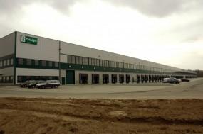 Dostawa i montaż centrum logistycznego