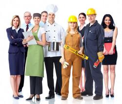 Pracownicy z Białorusi