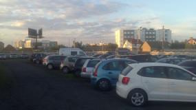 Parking dozorowany 24H