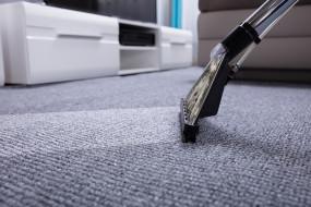 Odwadnianie dywanów i wykładzin