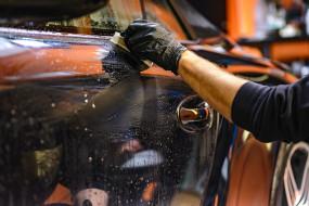 Mycie ręczne samochodu
