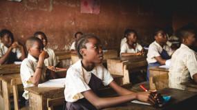 Wsparcie edukacji dzieci w Afryce
