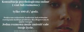 Pomoc psychologiczna online