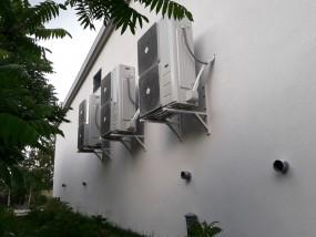 Montaż klimatyzatorów marki MDV