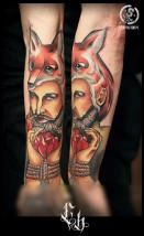 Tatuaż neo-tradycyjny