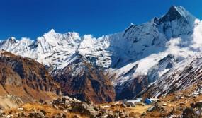 Nepal - Sanktuarium Annapurny (trekking) - październik 2019