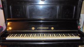 Strojenie pianin, fortepianów i gitar - różne typy