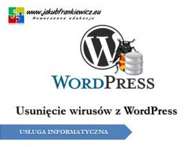 Usunięcie wirusów z WordPress