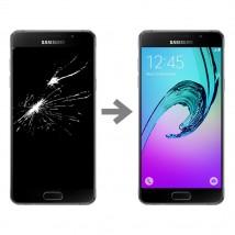 Wymiana szybki wyświetlacza Samsung