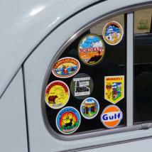 Usuwanie reklam z samochodów