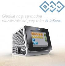 Epilacja laserowa BTL LinScan