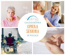 Całodobowa opieka seniora