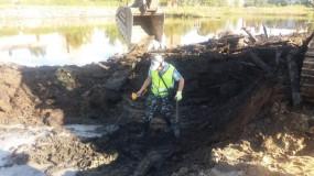 Oczyszczenie wód gruntowych